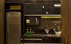 79 m² - Cozinha - Recanto Jacarandá - Tecnisa