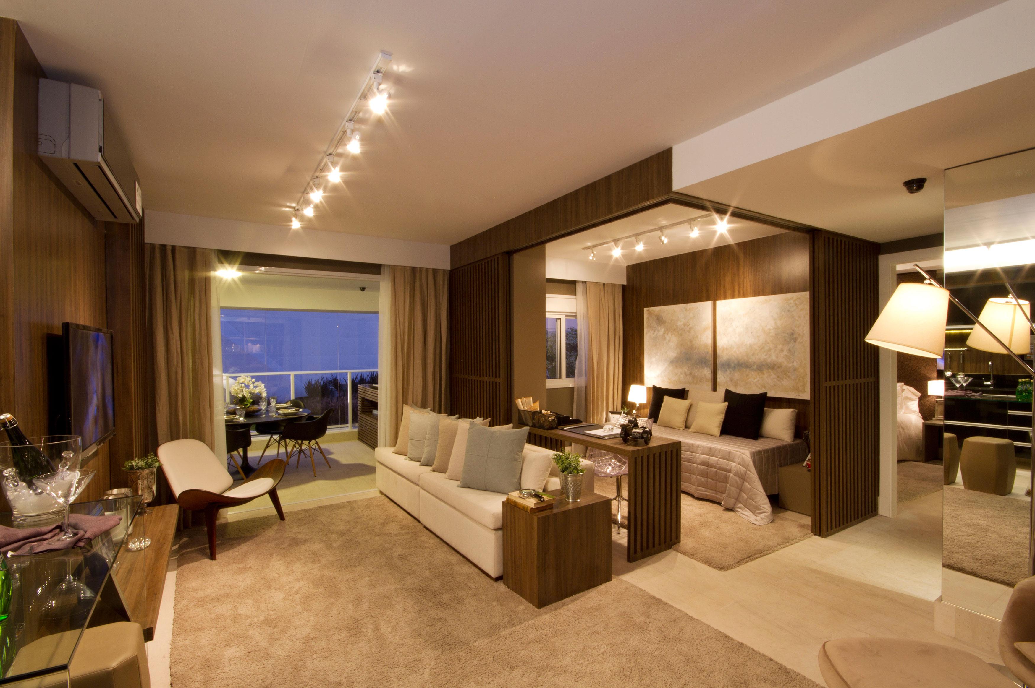 79 m² - Living