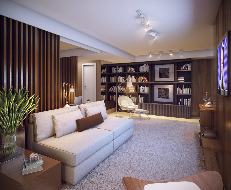 Living 79 m²