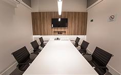 Sala de reuniões - Inspira Business - Tecnisa