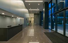 Hall de entrada  - Office Time - Tecnisa