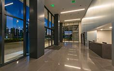 Lobby - Office Time - Tecnisa