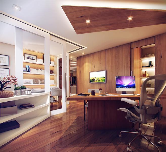 Sala 45 m²
