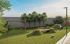 Playground - Jardim Botânico - Tecnisa