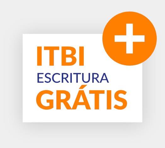 ITBI + Escritura grátis