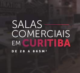 Salas Comerciais em Curitiba